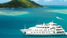 Superyacht s pacific