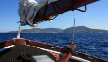 Exploring the Dalmatian Islands by boat, photo by Yvonne Gordon (800x533)