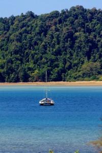 1 Myeik Sailing yacht